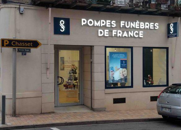 Pompes funèbres et funérarium à Villefranche-sur-Saône (69)