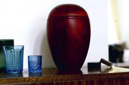 urne funéraire domicile